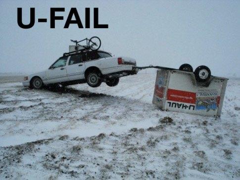 Epic Fail U-Fail