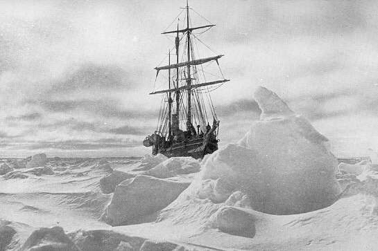 Shackleton's ship, Endurance