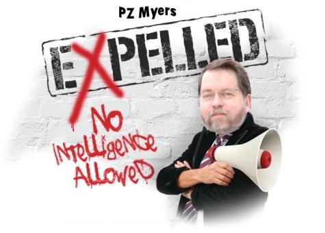 humor PZ Expelled