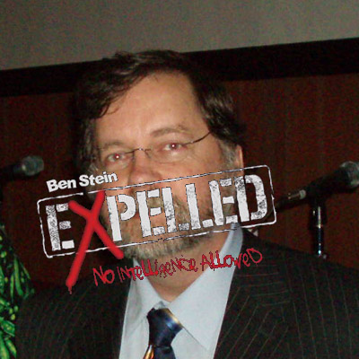 PZ Myers expelled from <i>Expelled</i> conference call