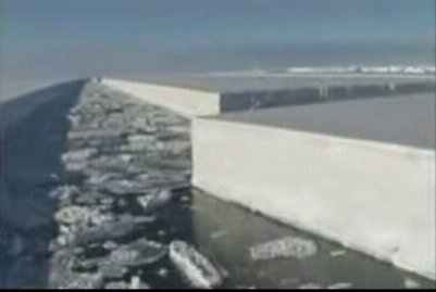 Wilkins Ice Shelf breakup