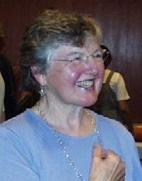 Frances E. Allen, winner of 2006 Turing Award, IBM Fellowship