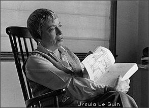 Le Guin in2001