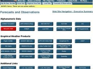 NAV Can web site