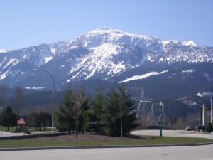 Revelstoke, British Columbia - mountain