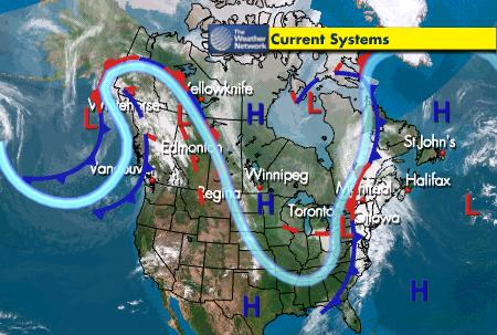 weather current fronts april 24 2008