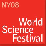 World Science Festival logo, 2008 in New York
