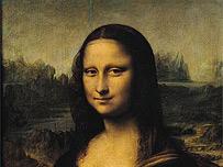 Mona Lisa - detail - small