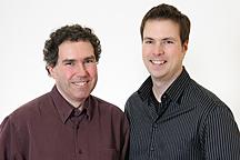 Aaron Davis, Scott Nesbitt, podcast experts