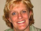 Sandra Nette before her stroke.