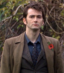 Personality ... MBTI Enneagram 10th Doctor ( Dr Who ) ... loading picture