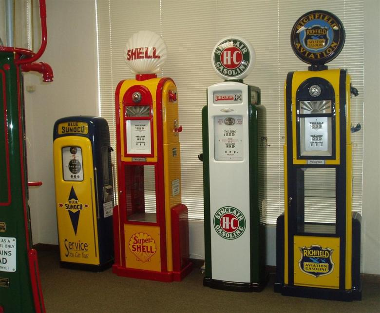old-gas-pumps