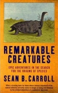 orange book cover with picture of Galapagos Tortoise